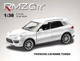Метал.инерц. модель М1:32 RMZ CITY Porsche Cayenne Turbo, арт.554014.