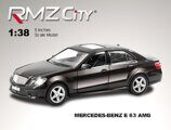 Метал.инерц. модель М1:32 RMZ CITY Mercedes Benz E63 AMG, арт.554999.