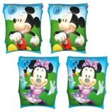 Bestway Надувка Нарукавники 23х15см, Disney MMCH, Mickey and Minny Mouse 159-459